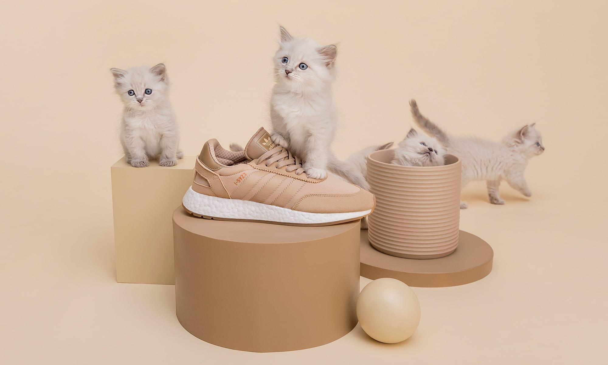 Sneakersnstuff Adidas I-5923 'Pale Nude' B43526