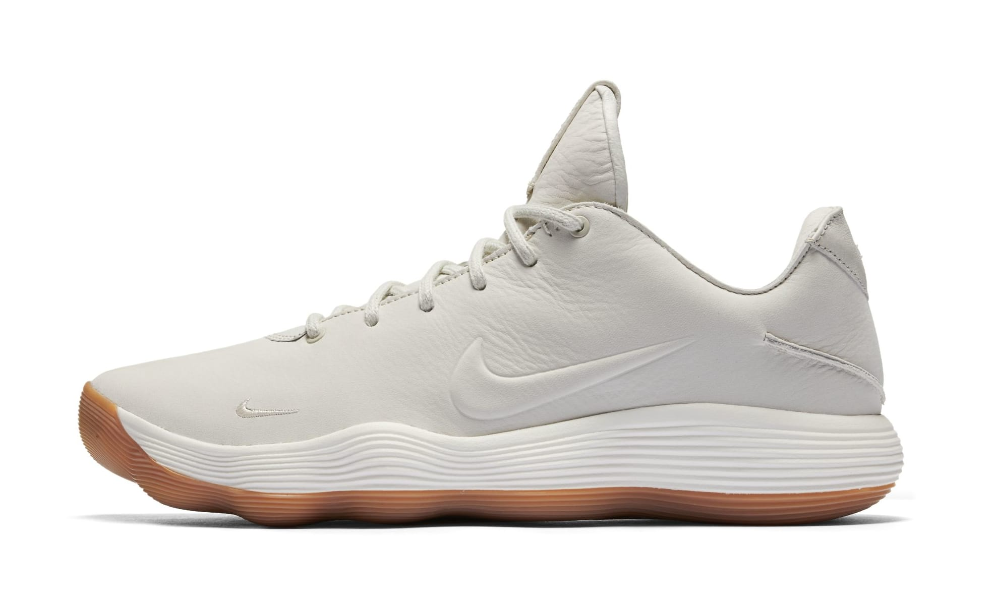 Nike Hyperdunk 2017 Low Lifestyle White (Lateral)