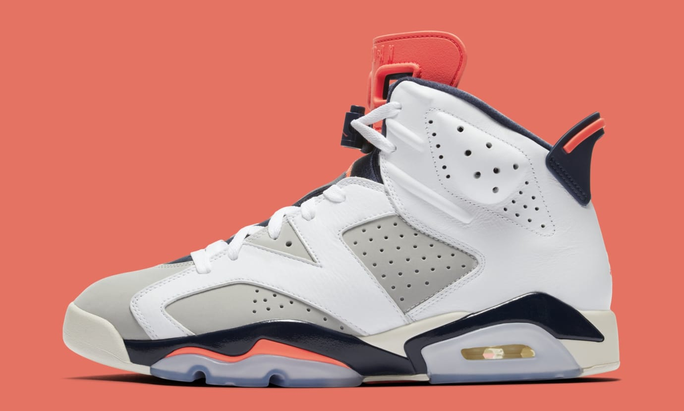 quality design 491bb b84d5 Tinker Hatfield Air Jordan 6 VI 2018 Release Date 384664-104 ...