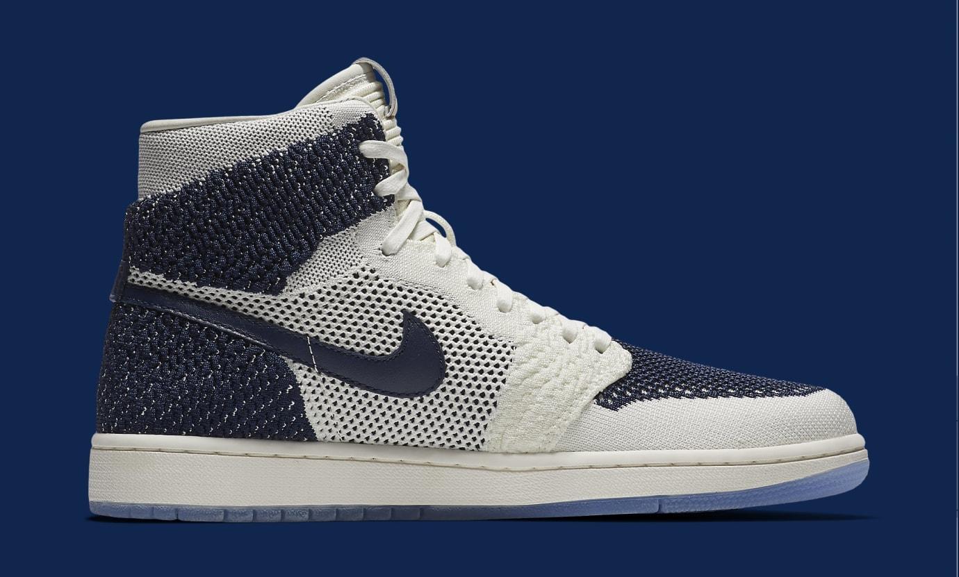 Image via Nike Air Jordan 1 Flyknit High Re2pect AH7233-105 a274193b6