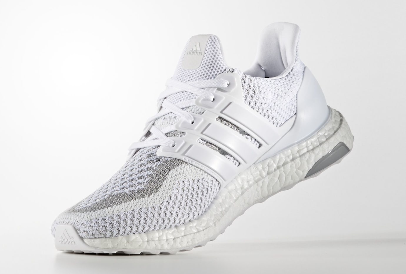 Adidas Ultra Boost 2.0 White Reflective 2018 Release Date BB3928 Medial