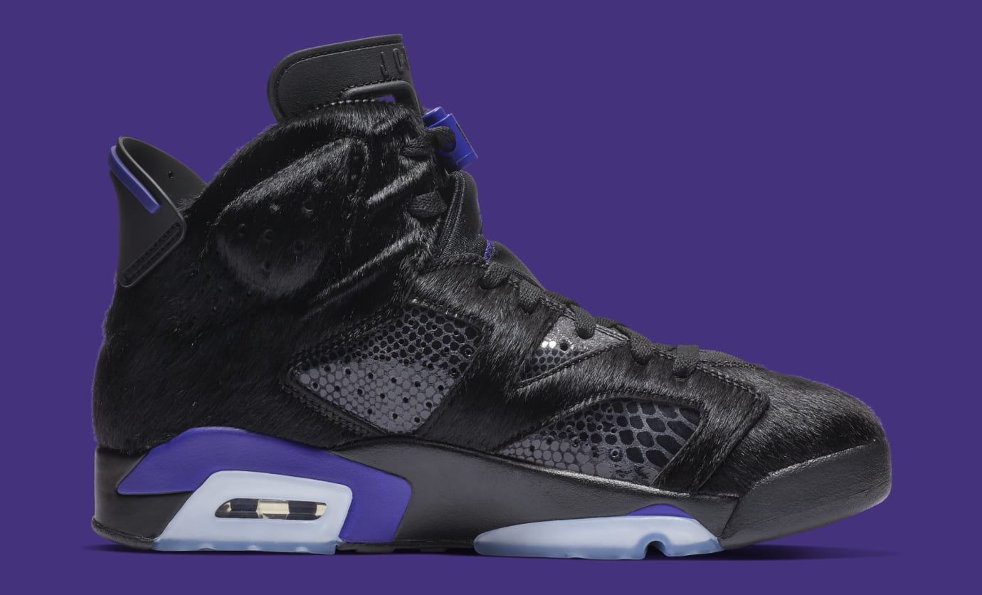 c43e121e43e2 Image via Nike Social Status x Air Jordan 6 NRG  Black Dark Concord   AR2257-005