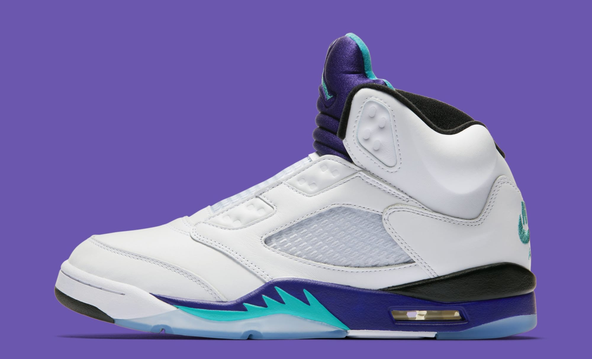 new arrival 041c7 06be5 Air Jordan 5 Retro NRG 'Fresh Prince' AV3919-135 Release ...