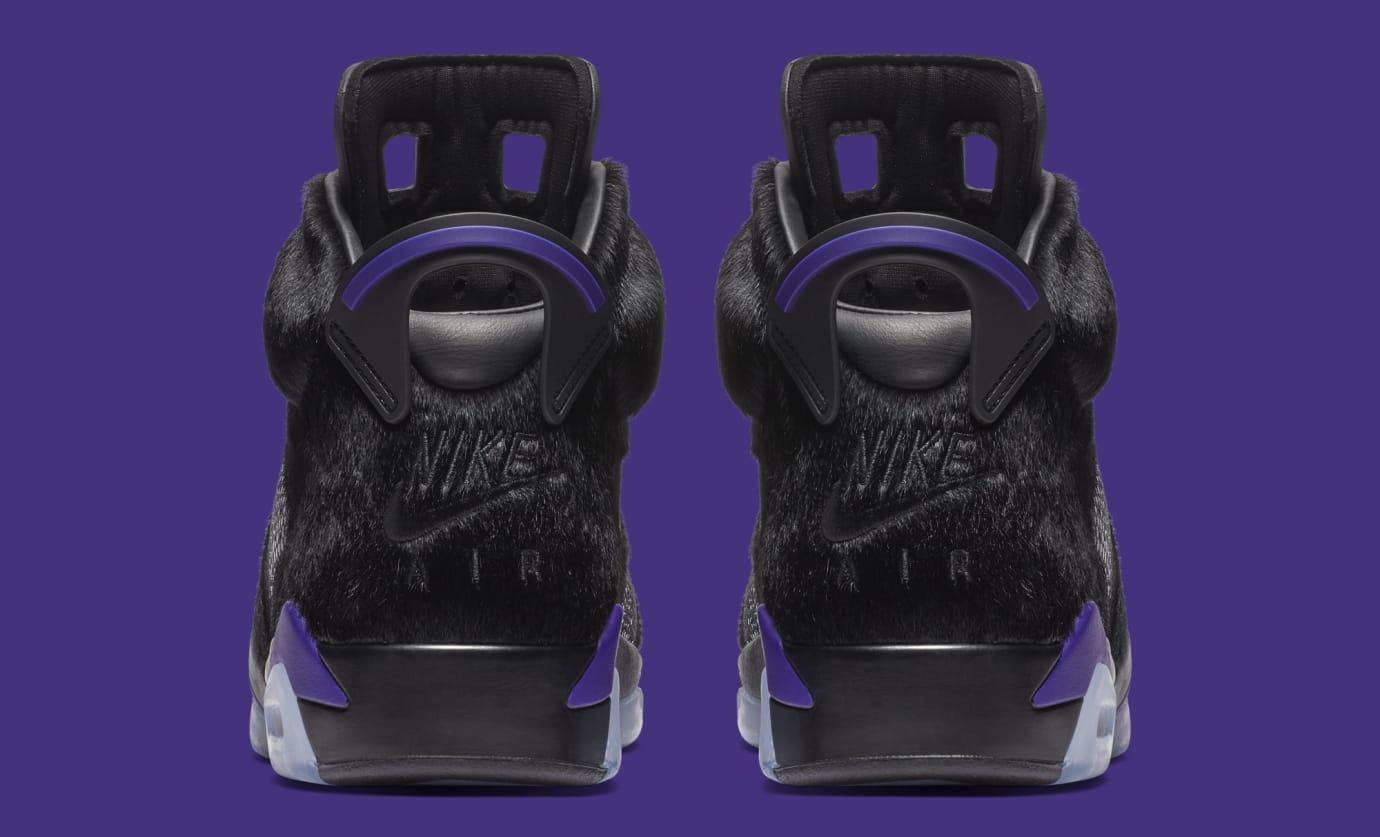 1c09d5993723af Image via Nike Social Status x Air Jordan 6 NRG  Black Dark Concord  AR2257- 005
