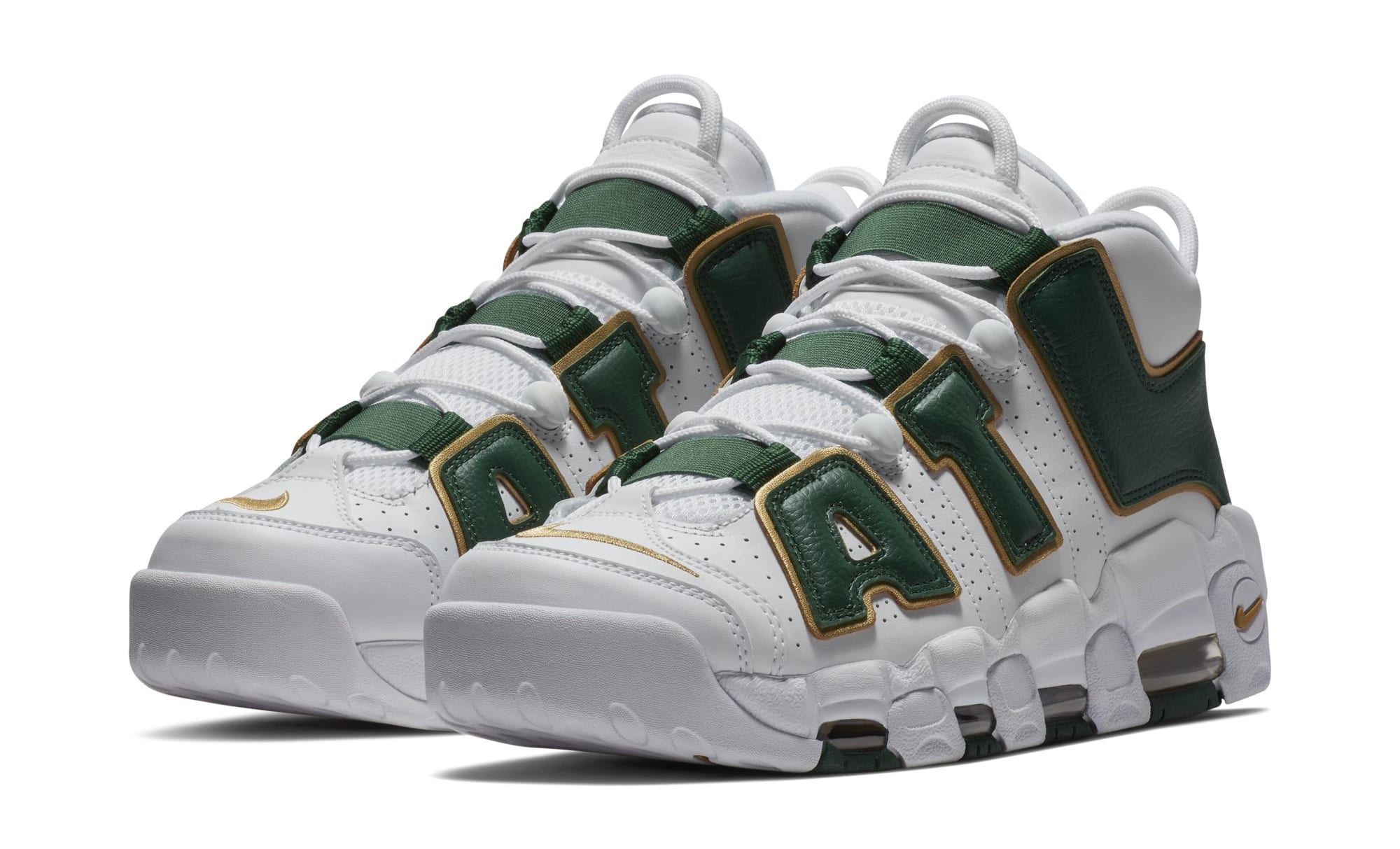 Nike Air More Uptempo City Pack
