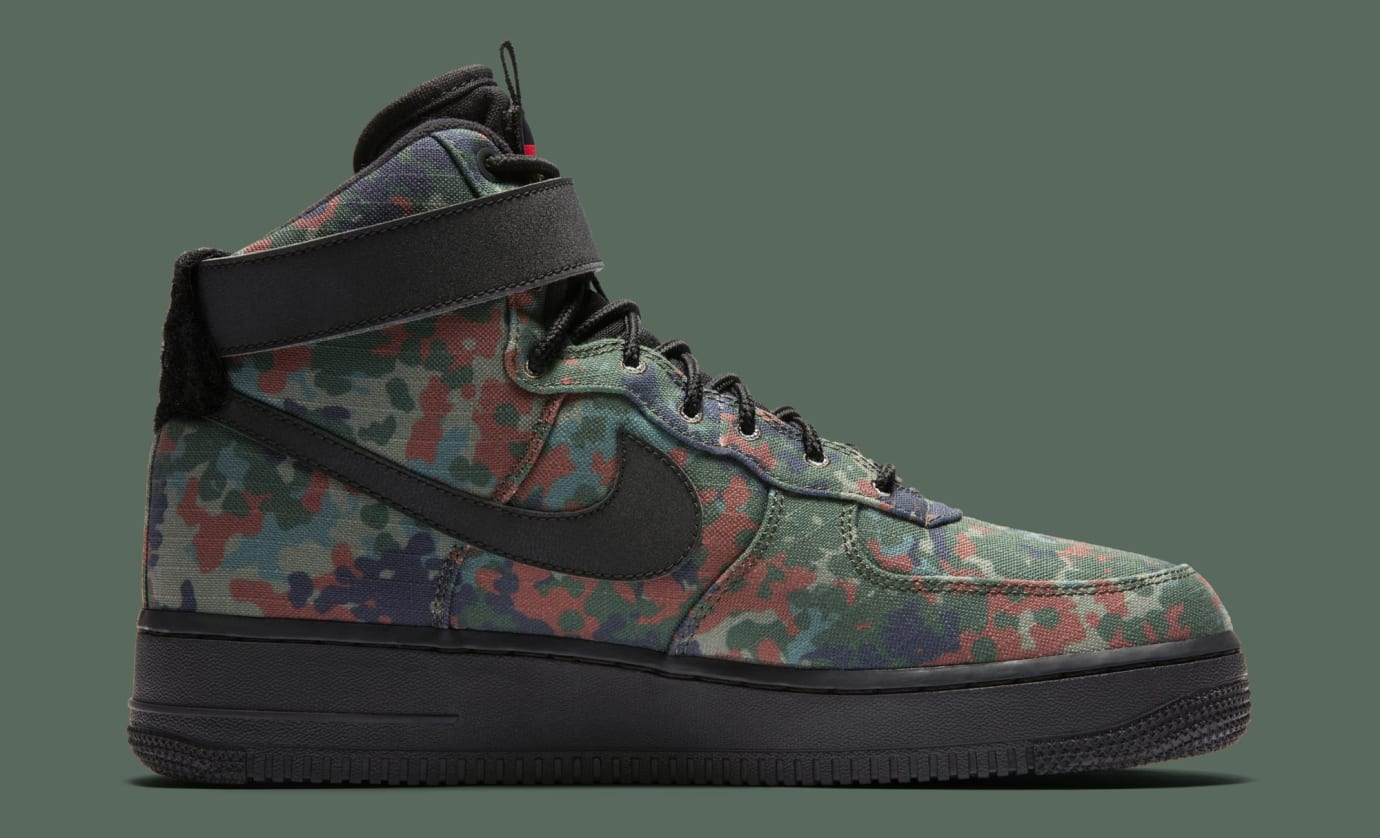 Nike Air Force 1 High 'Country CamoGermany' BQ1669 300