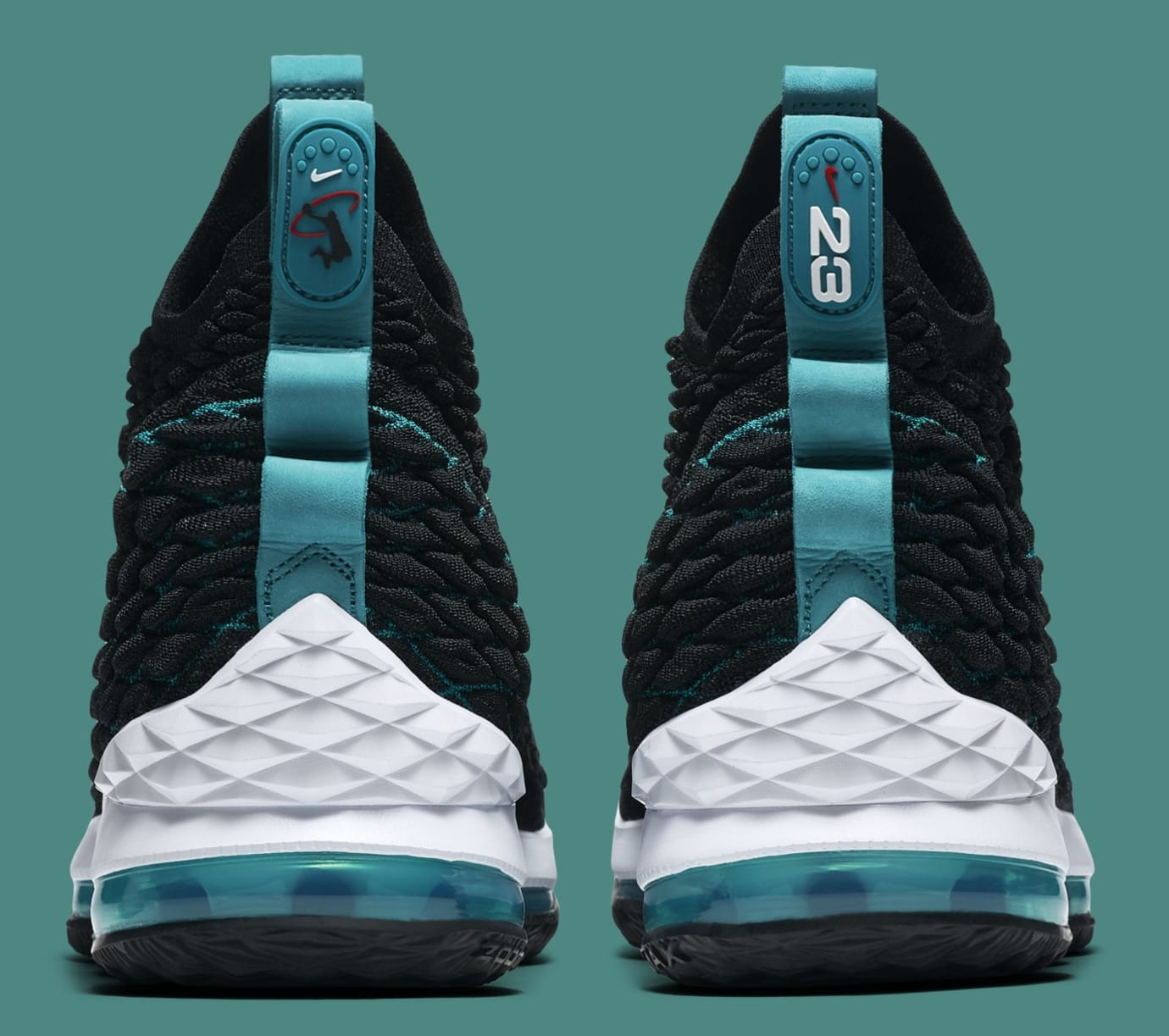 sale retailer fc83e 1c35b LeBron James Ken Griffey Jr LeBron 15 | Sole Collector