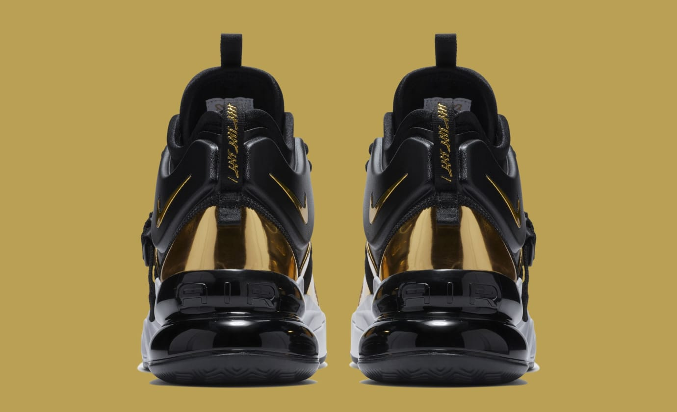 Nike Air Force 270 'Gold Standard' AT5752-700 (Heel)