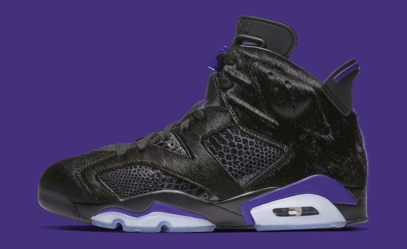 c0a11559a1e933 Social Status x Air Jordan 6 NRG  Black Dark Concord  AR2257-005 ...