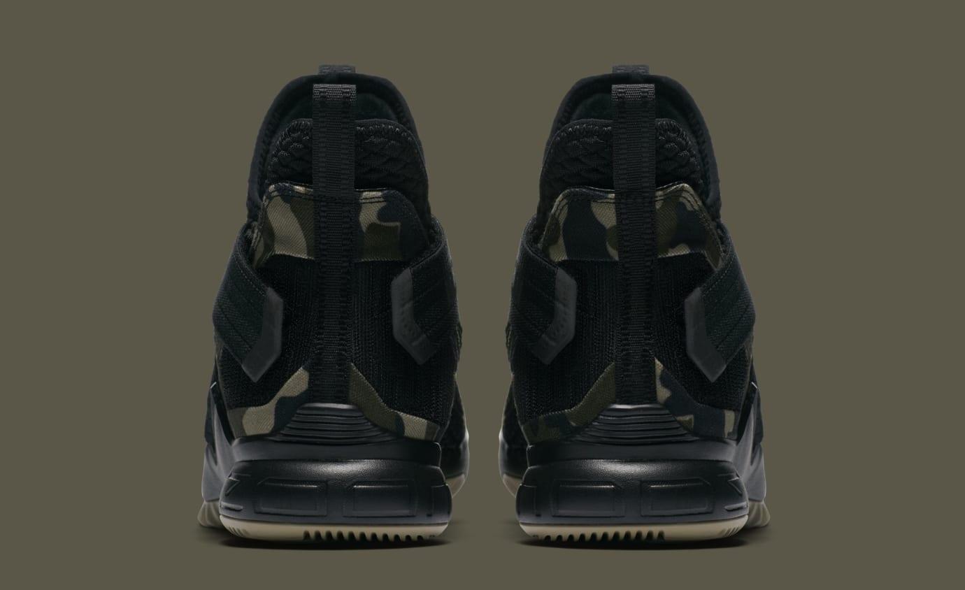 Nike LeBron Solider 12 SFG 'Hazel Rush' AO4054-001 (Heel)