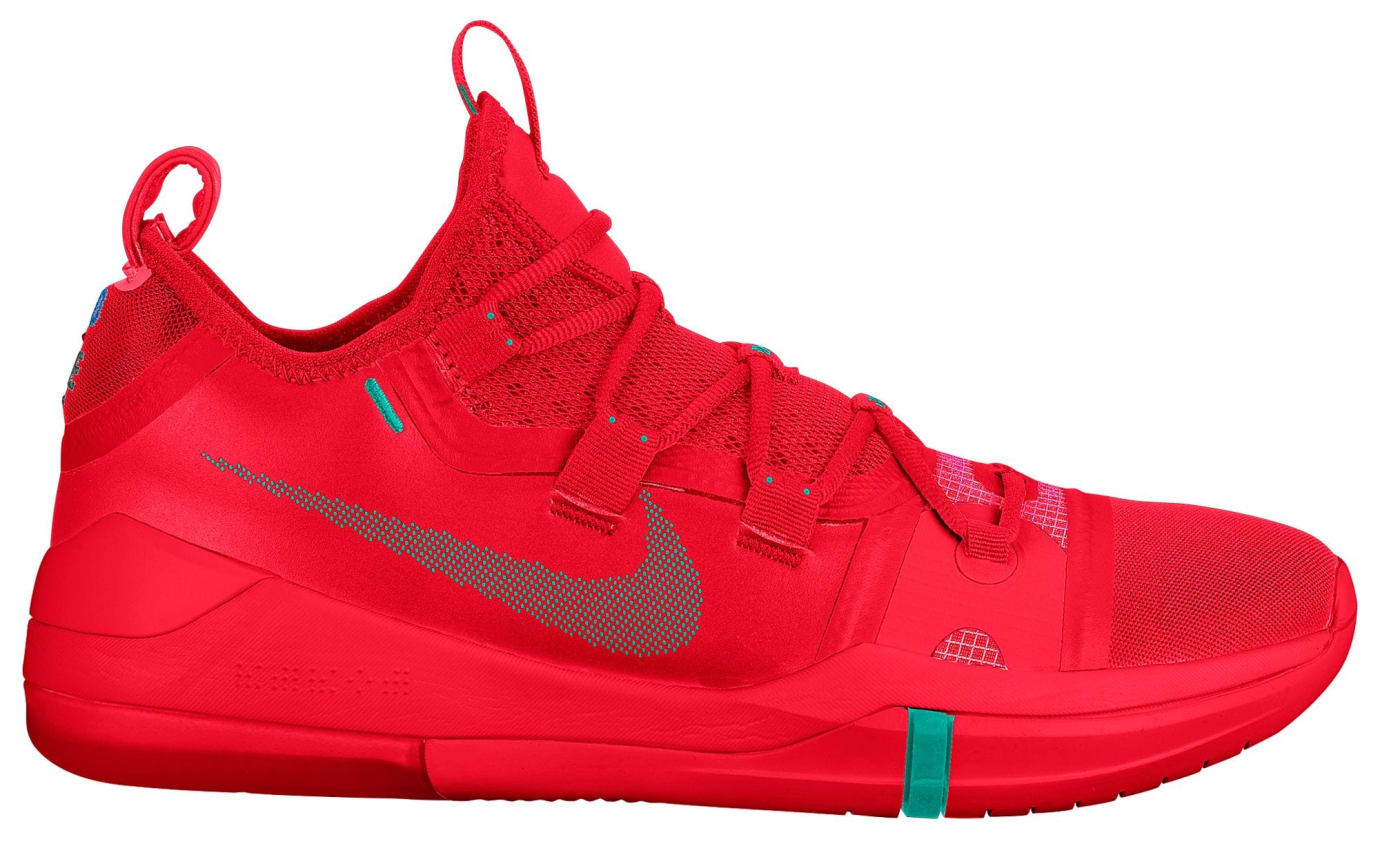 Image via Eastbay nike-kobe-ad-color-pack-red-lateral 1a929c19d6