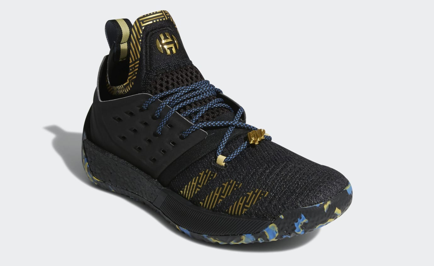 eea0ccffd4e60a Adidas Harden Vol. 2  MVP  Collection