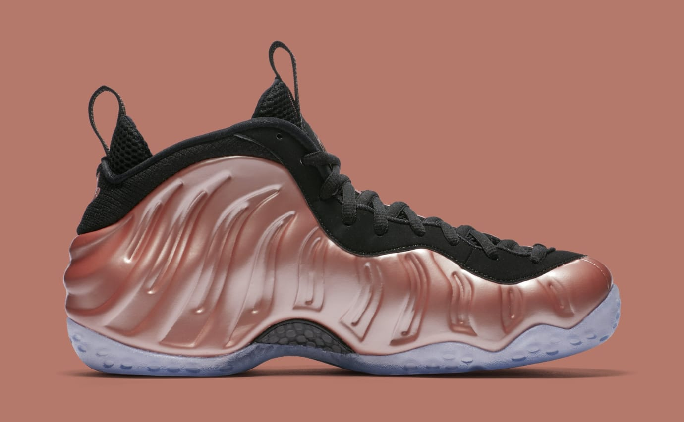 new product c9406 19d79 Image via Nike Nike Air Foamposite One  Elemental Rose  314996-602 (Medial)