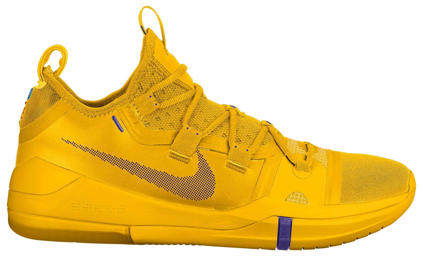 5d33bce83993 Image via Eastbay nike-kobe-ad-color-pack-yellow-lateral