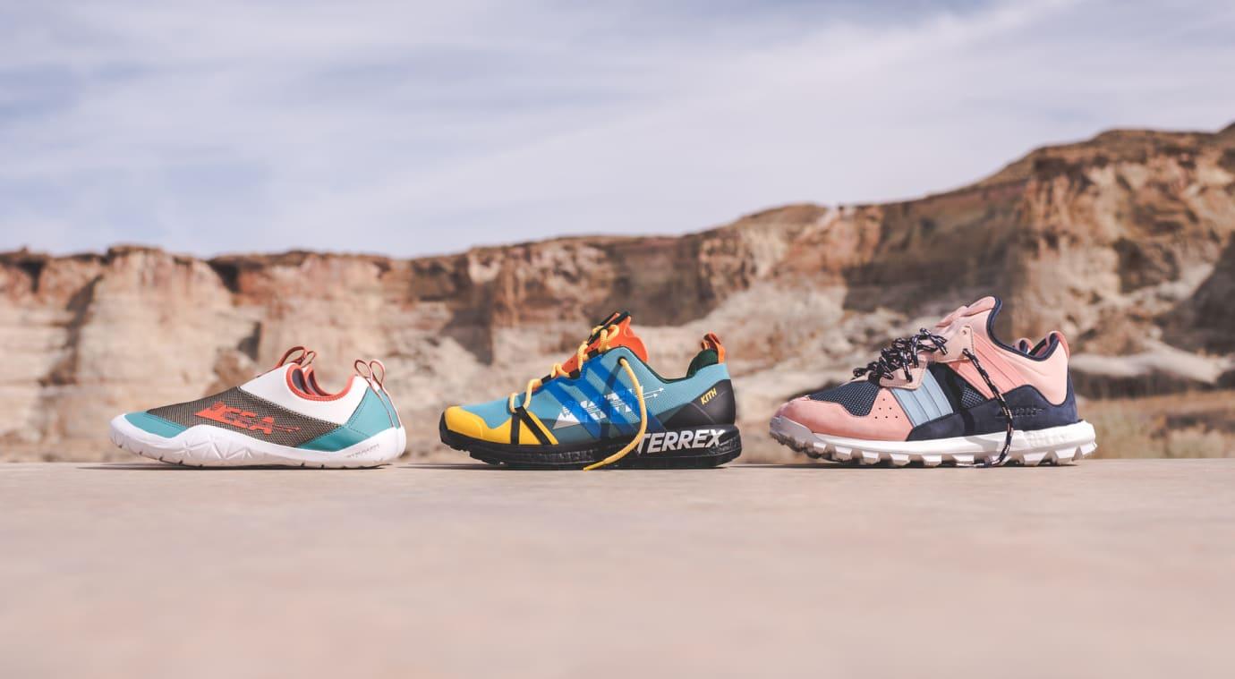 Kith x Adidas Terrex 'EEA' Collection