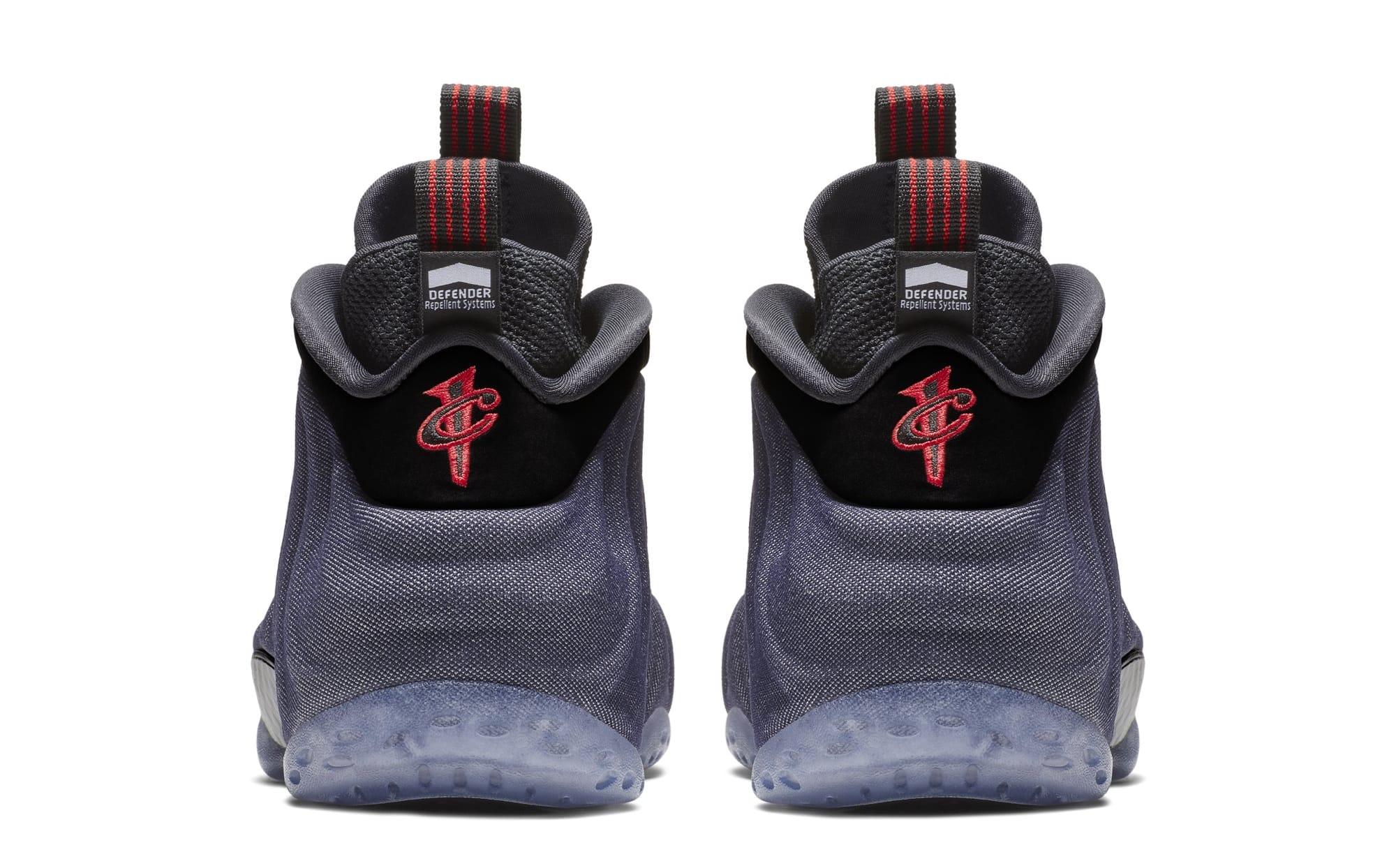 bd170014fab Nike s Denim-Covered Foamposites Drop Next Week – USA News Hub