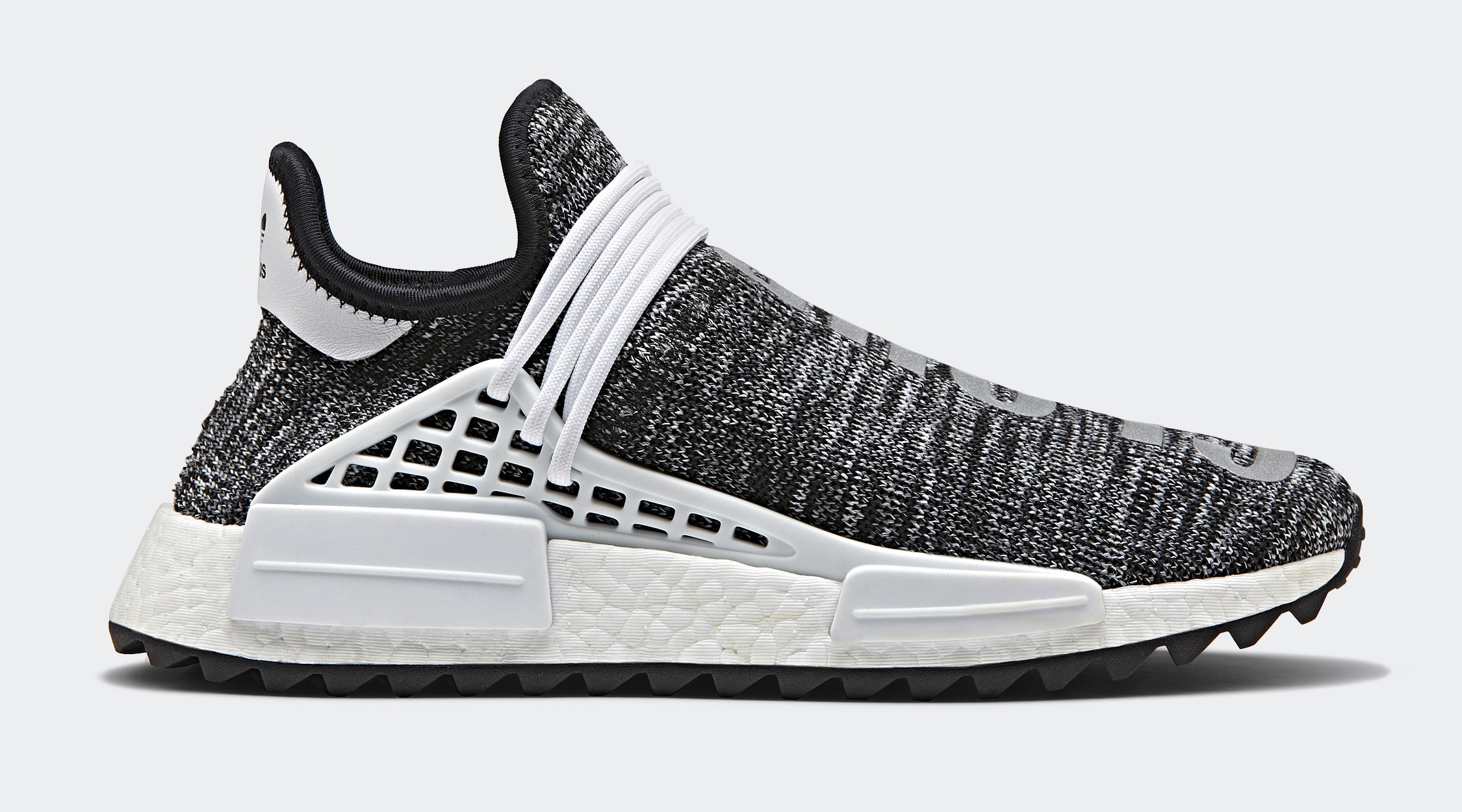 Pharrell x Adidas Originals Hu NMD TR 'Hiking Collection' AC7359 (Lateral)