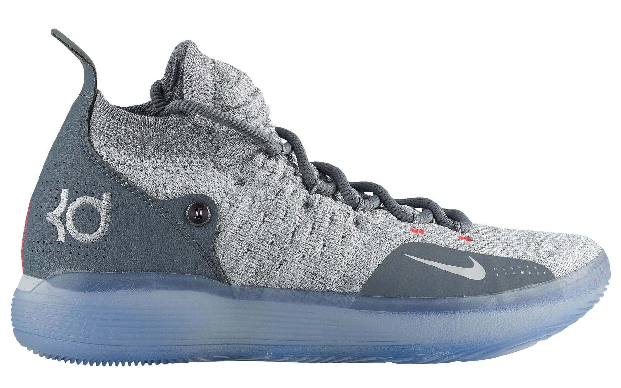 abedba668f43 canada nike kd 11 cool grey ao2604 002 lateral 5d2d6 ac71c