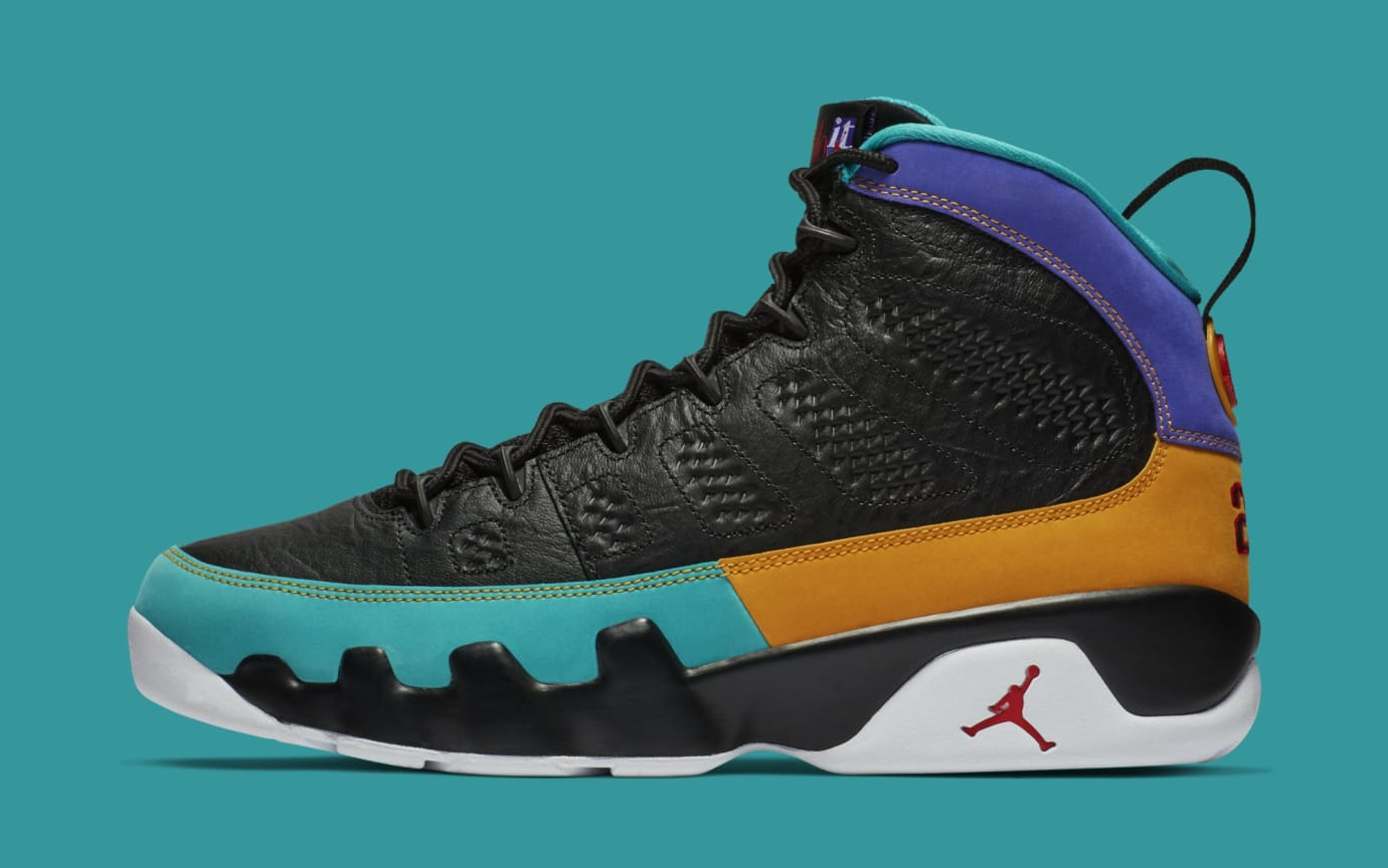 a6d9146c2ad Air Jordan 9 Retro 'Dream It, Do It' 302370-065 Release Date | Sole ...