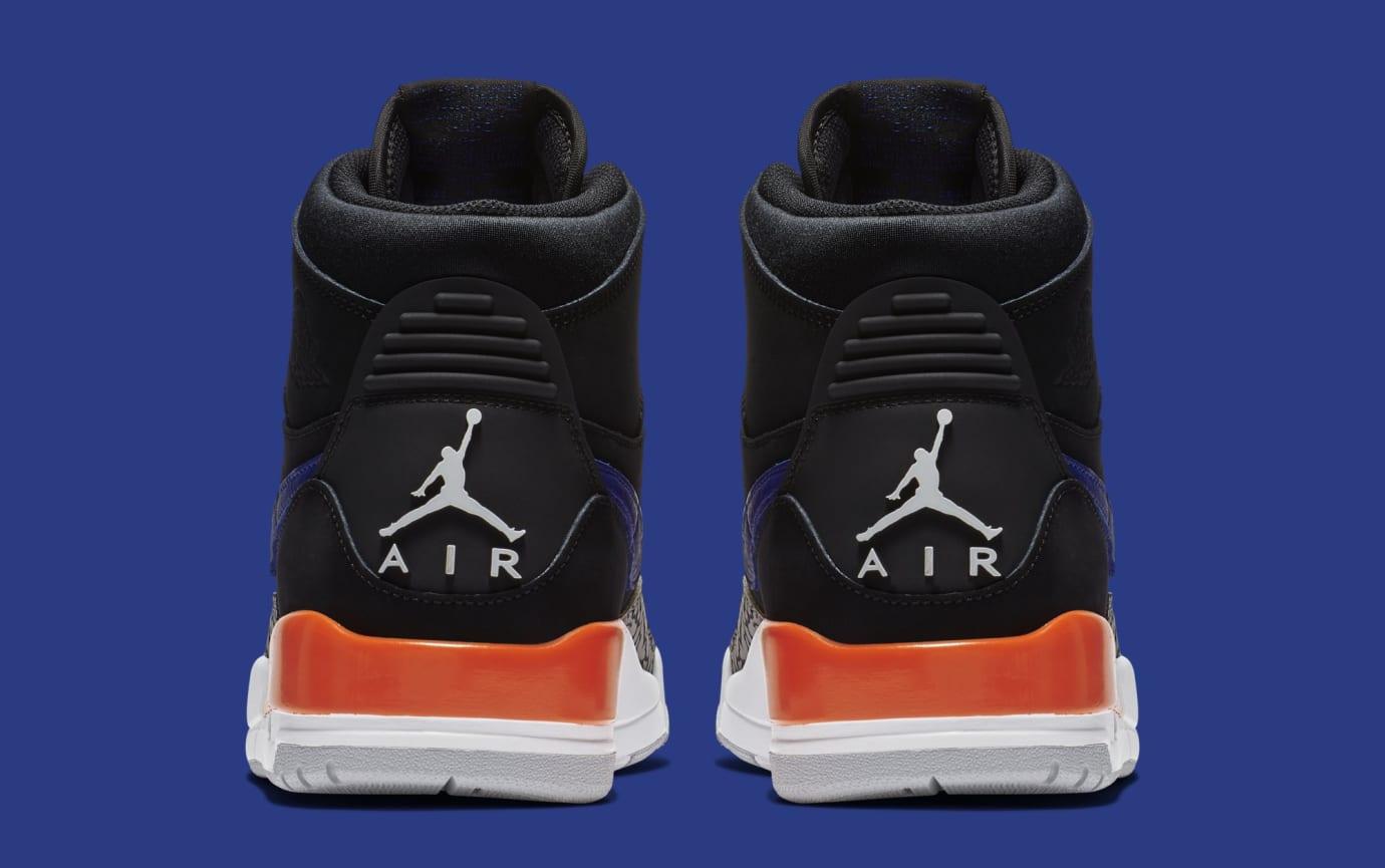 Jordan Legacy 312 'Knicks' AV3822-048 (Heel)