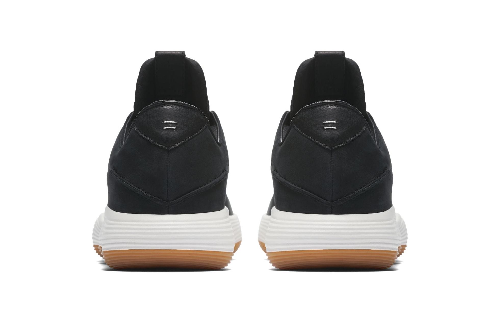 Nike Hyperdunk 2017 Low Lifestyle Black (Heel)
