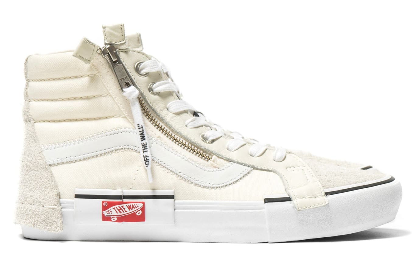 caa023ea4087a4 These Deconstructed Vans Weren t Designed by Virgil Abloh