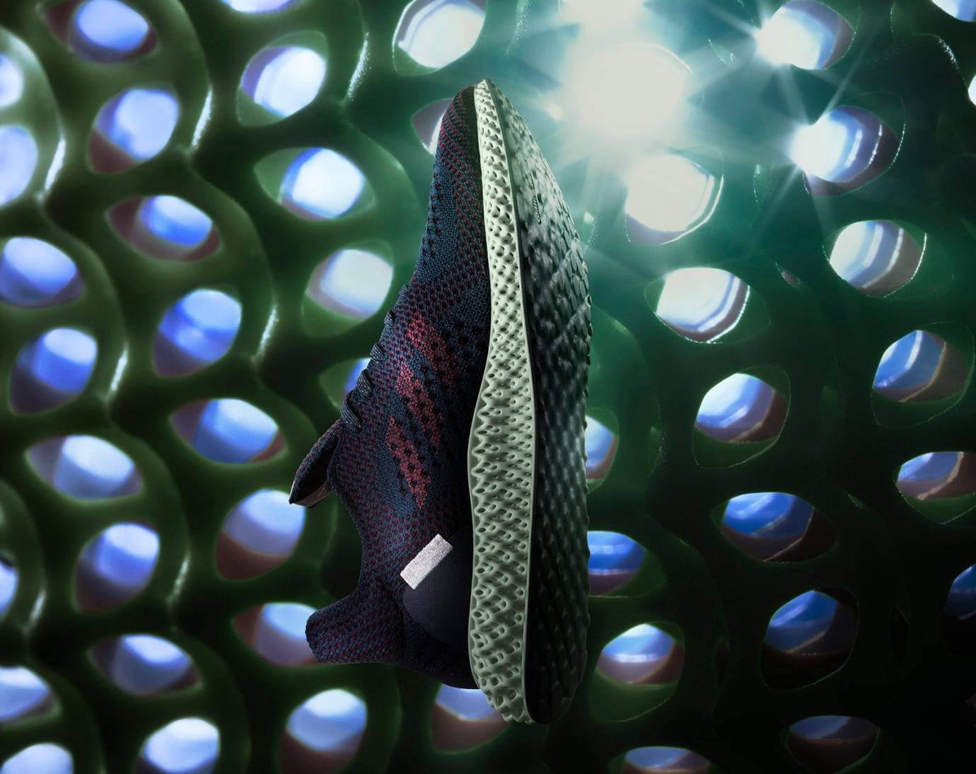 Sneakersnstuff x Adidas Consortium 4D B96533 (Medial)