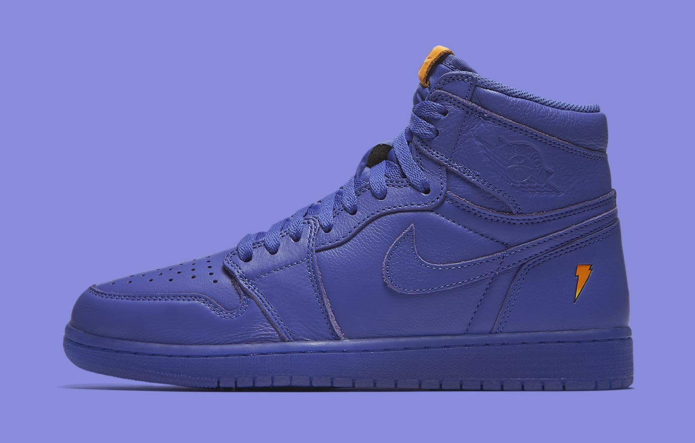huge selection of 66efd f6870 Air Jordan 1 I Gatorade Grape Purple Release Date AJ5997-555 ...