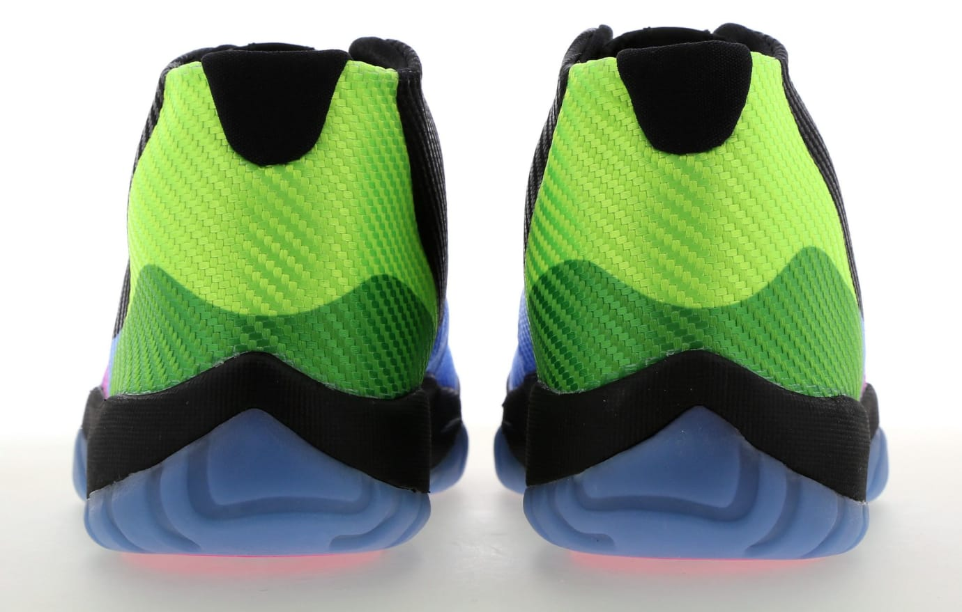 Jordan Future 'Quai 54' AT9191-001 (Heel)