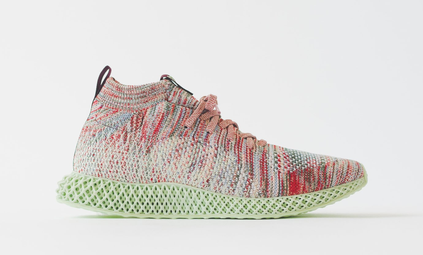 854015e73 Kith x Adidas Consortium 4D Release Date