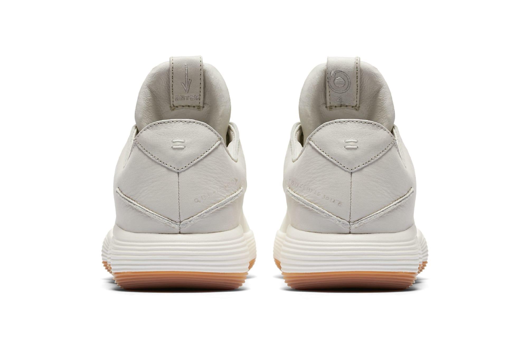 Nike Hyperdunk 2017 Low Lifestyle White (Heel)