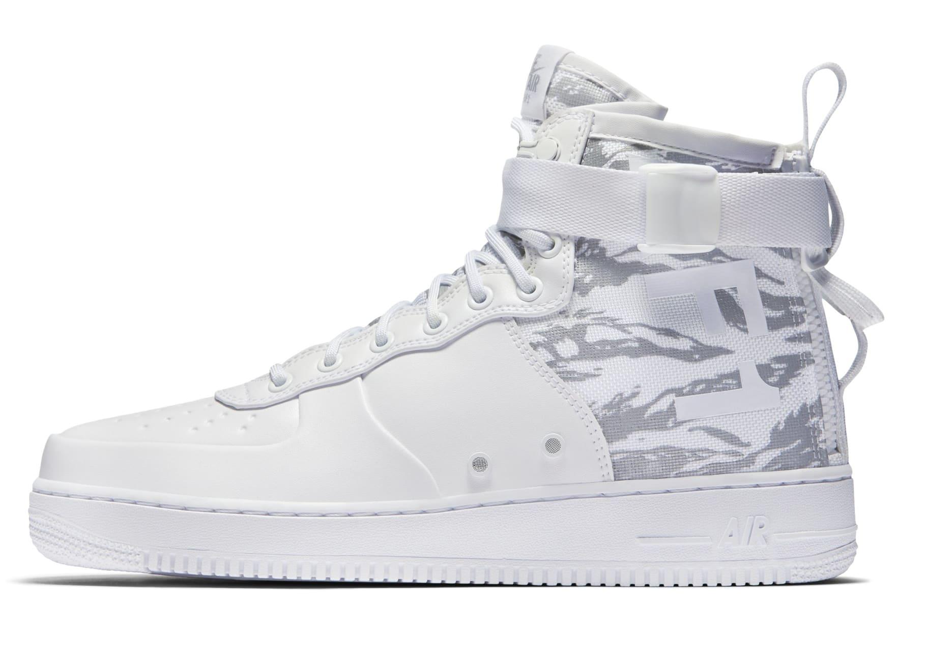 Nike SF AF1 White Winter