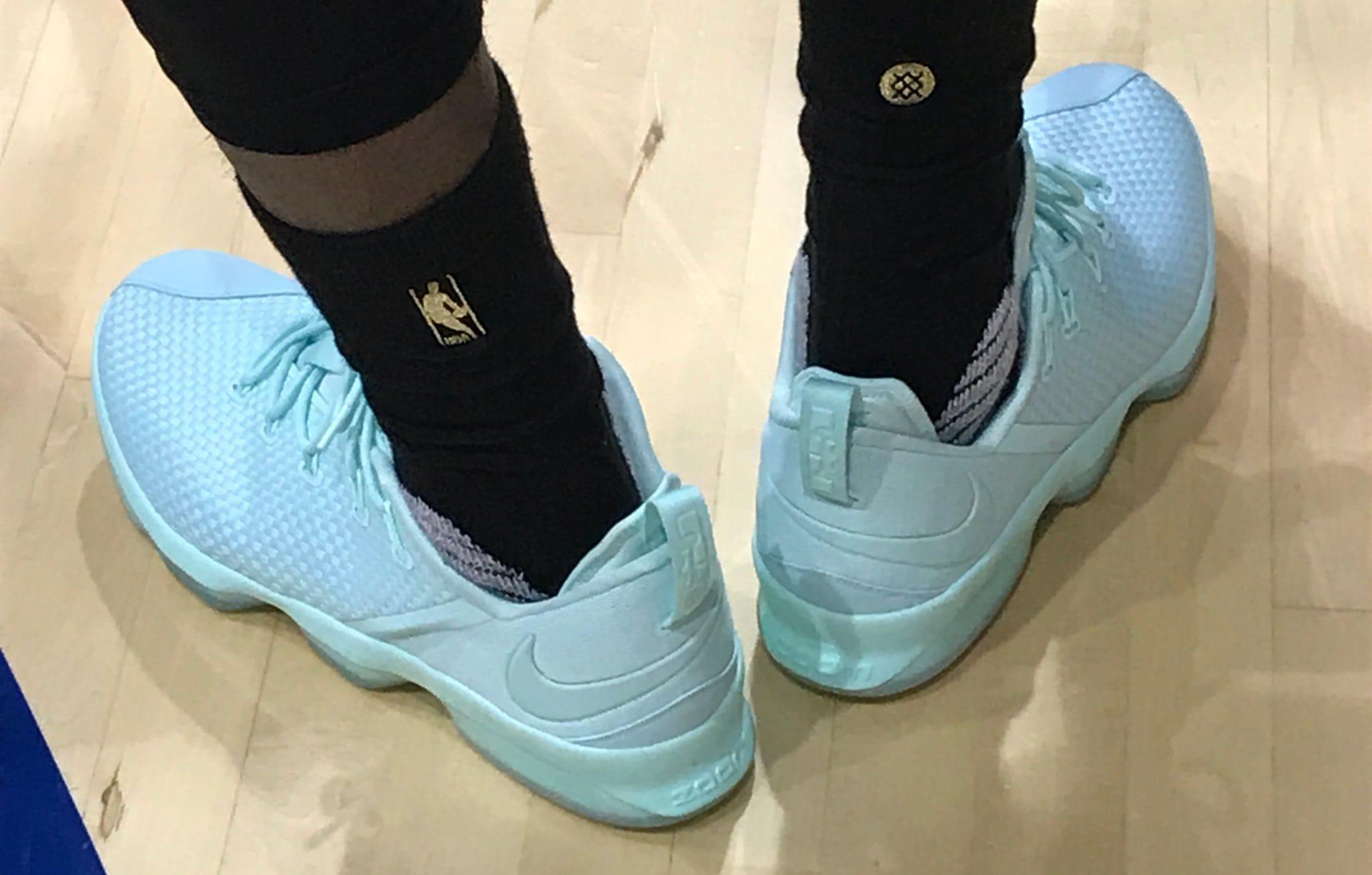 Nike LeBron 14 Low Heel