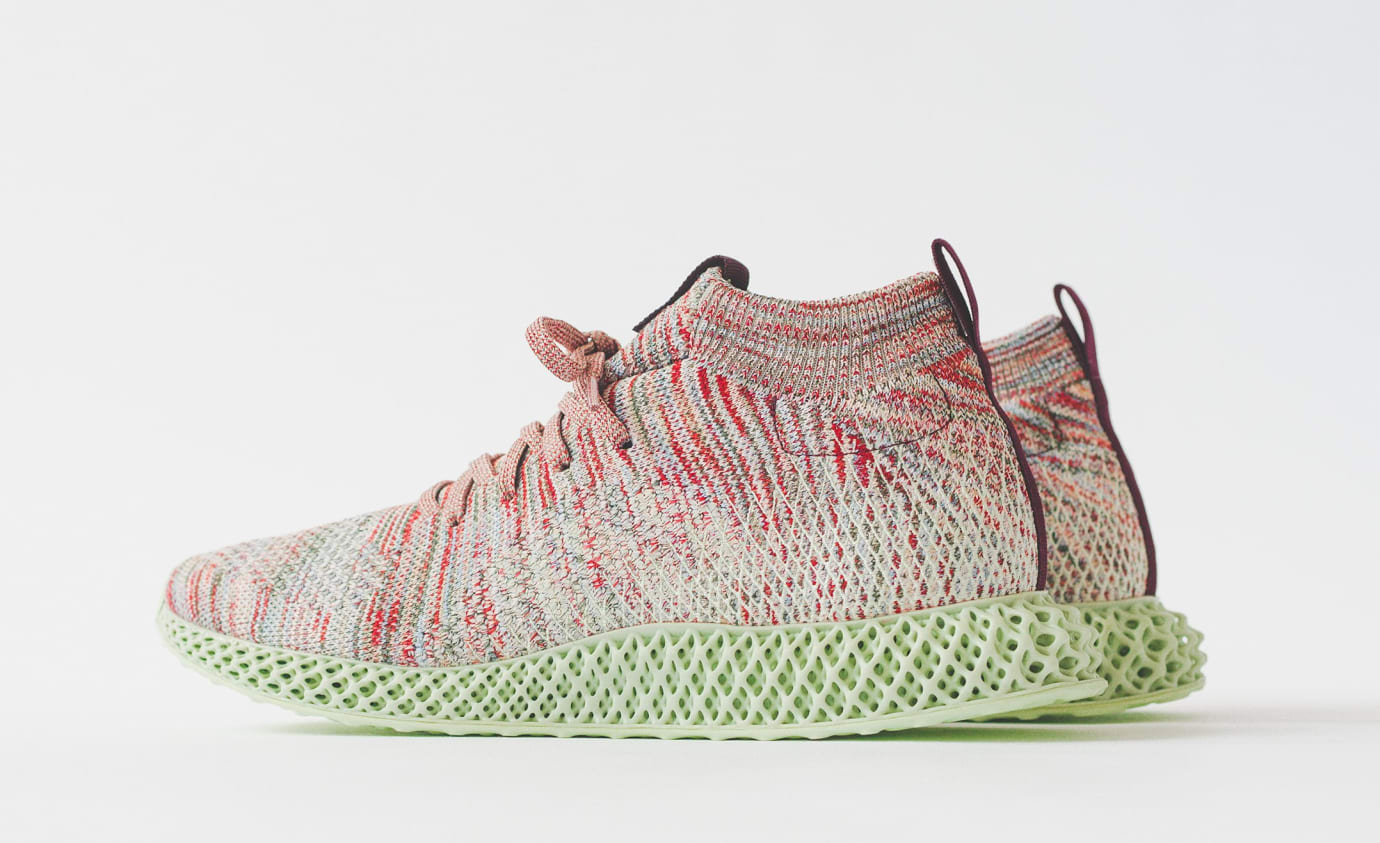 2368f77c Kith x Adidas Consortium 4D Release Date | Sole Collector