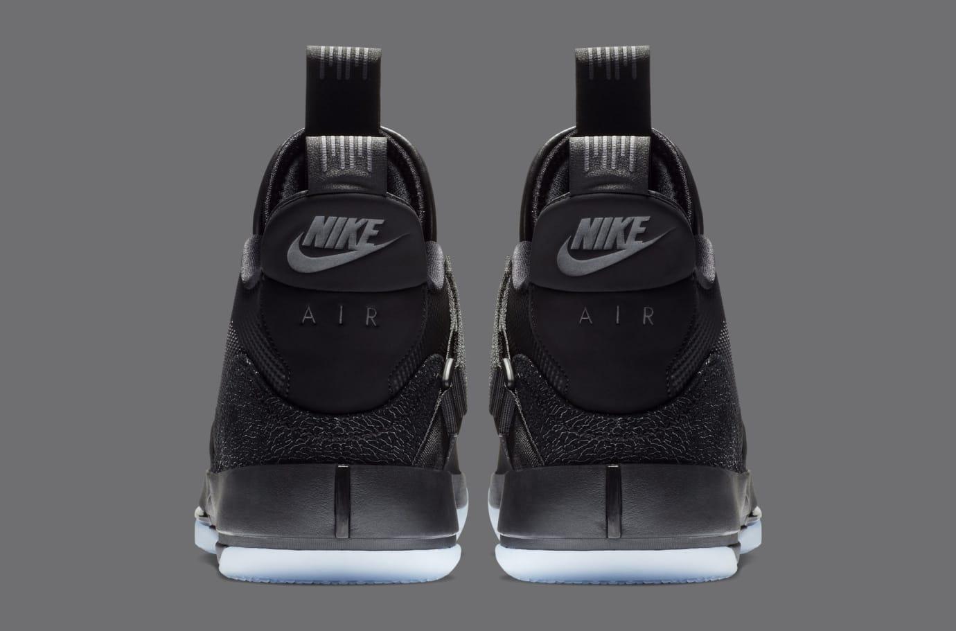 Air Jordan 33 'Utility Blackout' AQ8830-002 (Heel)
