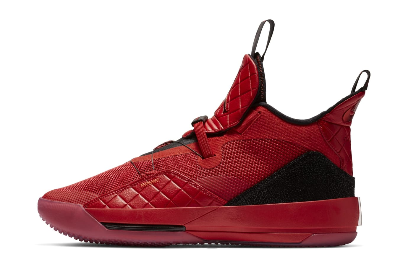Air Jordan 33 'University Red' AQ8830-600 (Lateral)