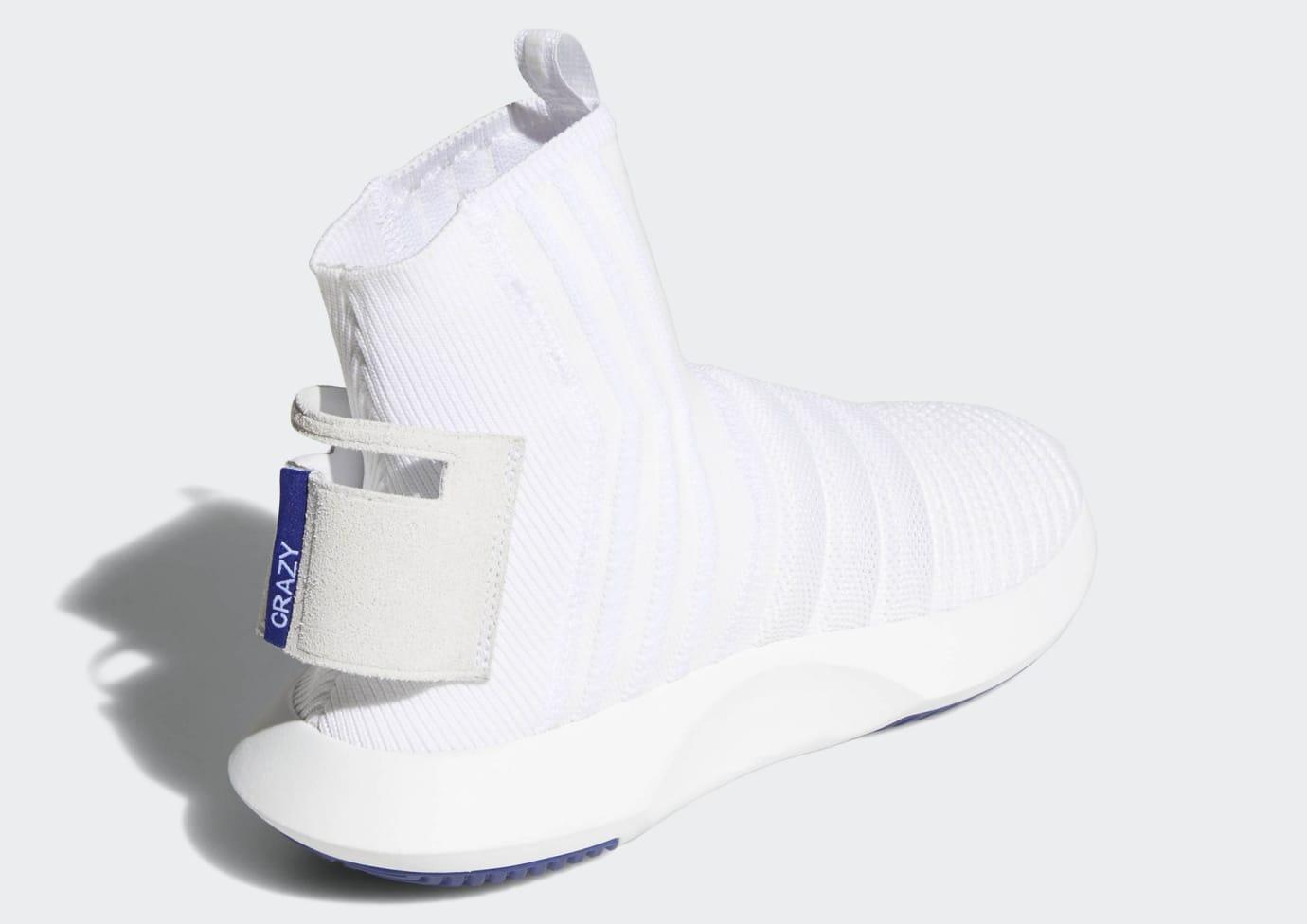premium selection e9572 b1800 Image via Adidas adidas-crazy-1-adv-sock-primeknit