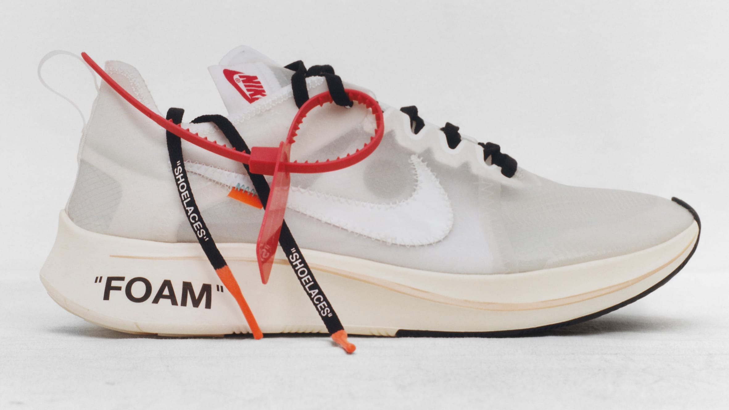 Nike Off White Zoom Fly