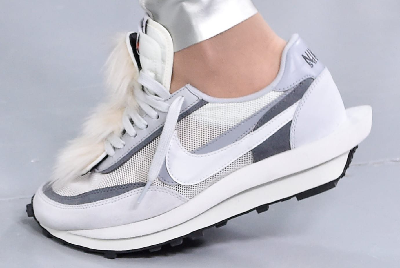 51a84cb5b966 Image via Peter White for Getty sacai-nike-hybrid-waffle-daybreak-ldv-white -lateral