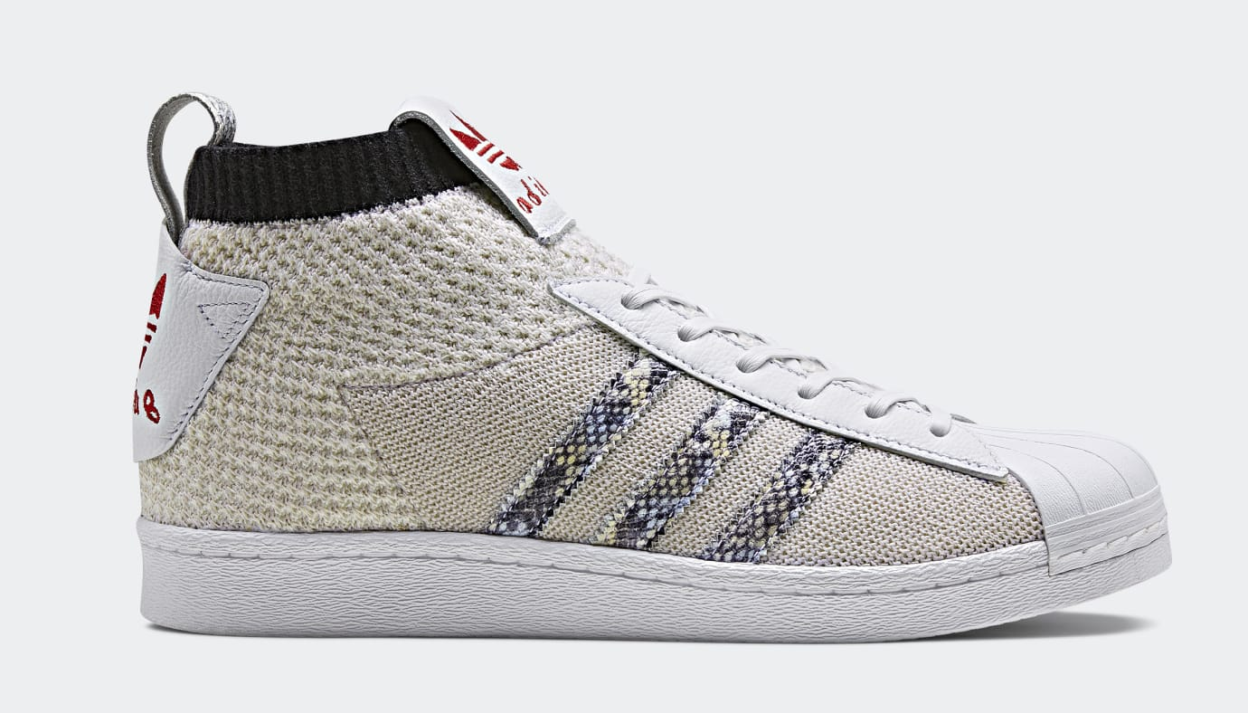 United Arrows and Sons x Adidas Ultra Star B37111 (Lateral)