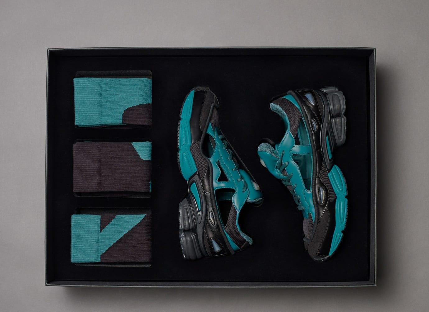 Raf Simons x Adidas Replicant Ozweego B27939