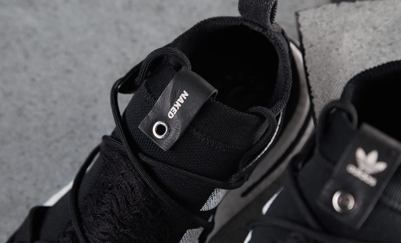 low priced 3eecc b928f Image via End Naked x Adidas Consortium Arkyn (Tongue)