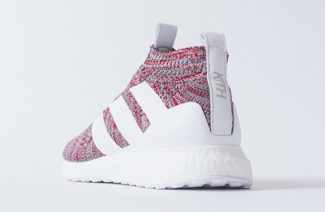 Kith x Adidas Soccer Ace 16+ Purecontrol Ultra Boost (Heel)