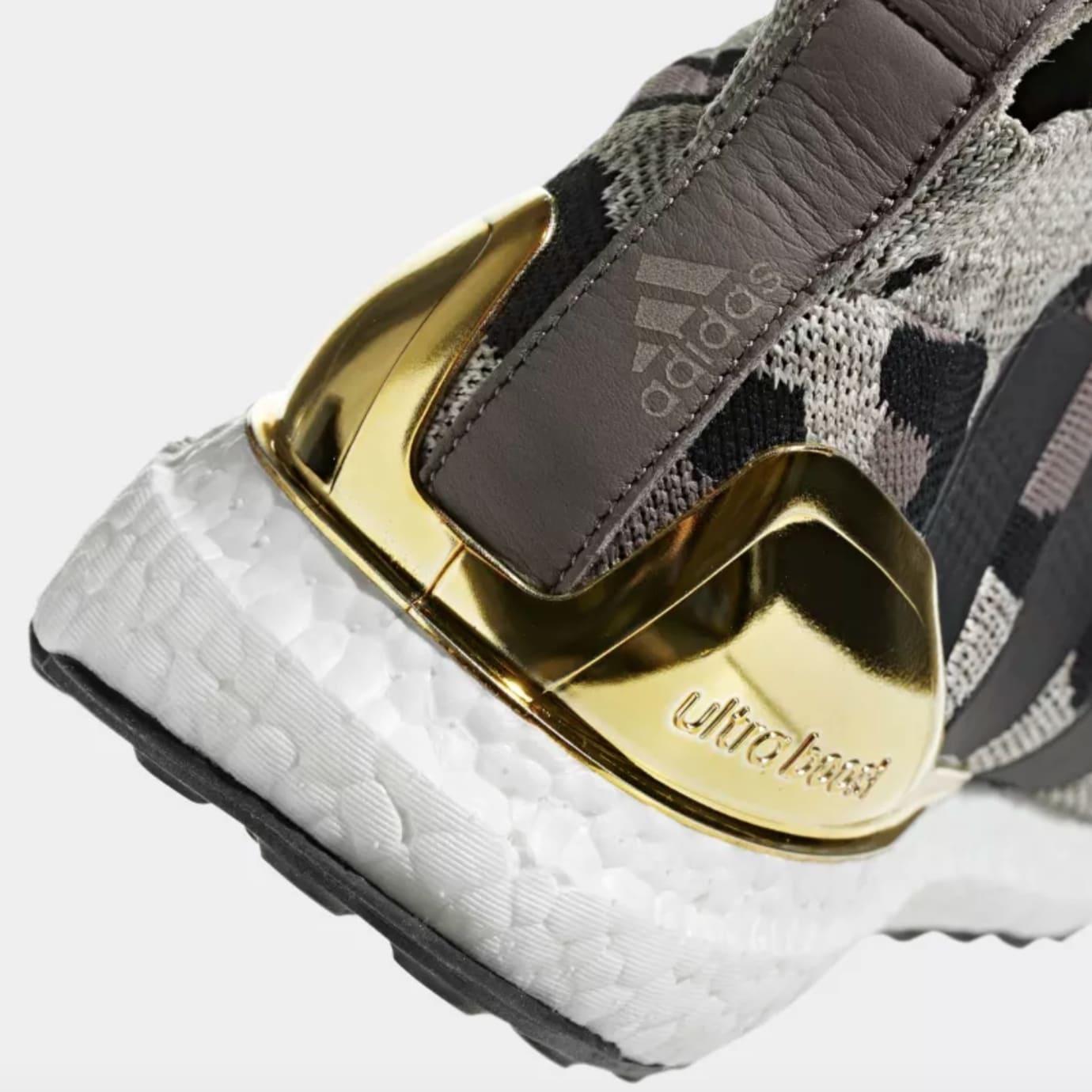 hot sale online e5f32 6b1d4 Image via Adidas Adidas A 16+ Ultra Boost Cheetah BB7418 Release Date