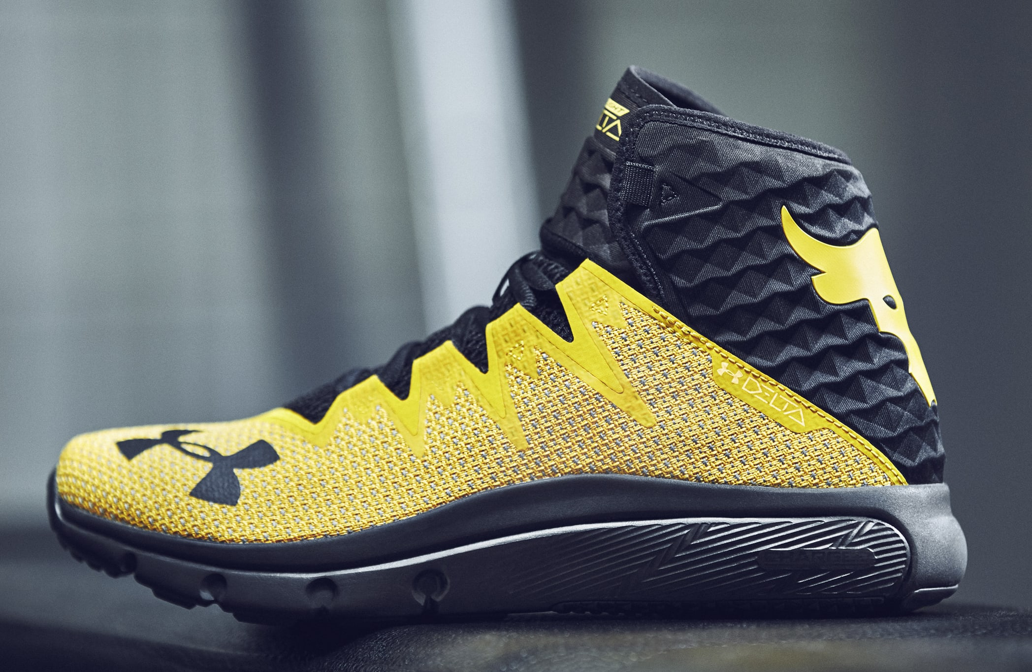 Nike And Underarmour Shoes