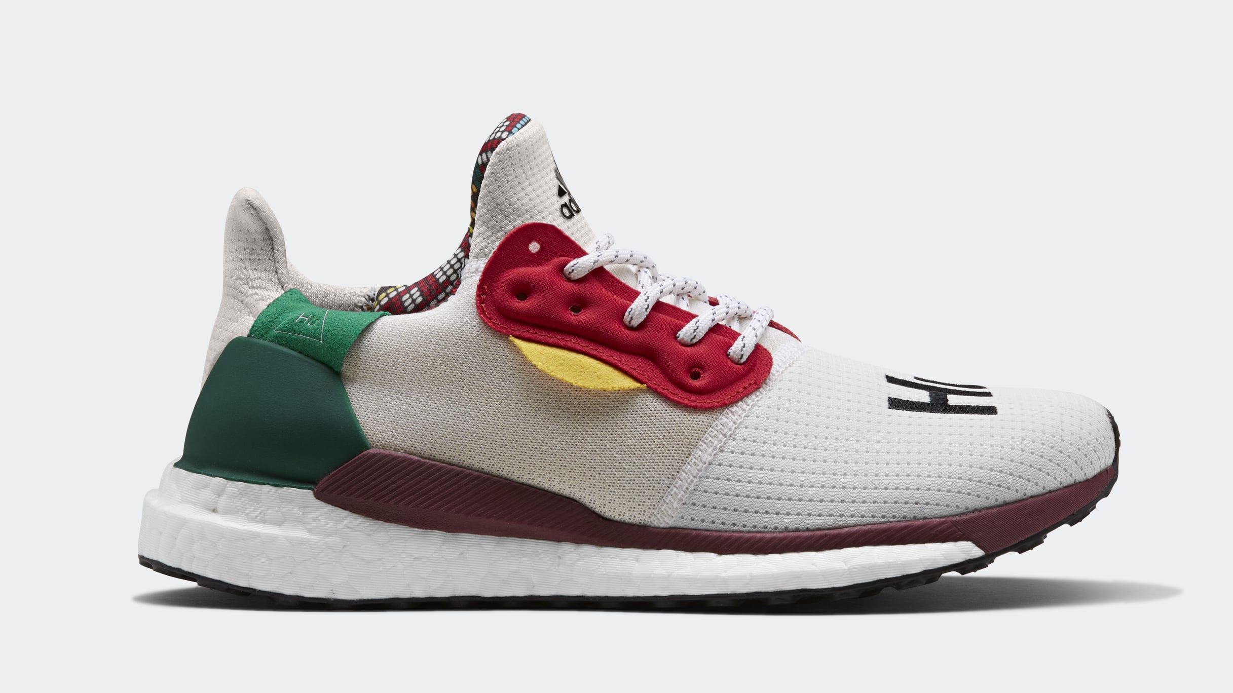 Pharrell x Adidas SOLARHU Glide ST BB8044 (Lateral)