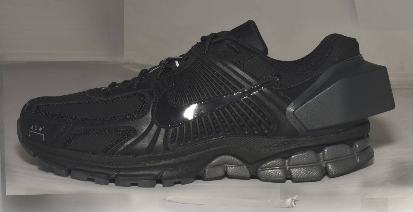A-Cold-Wall* x Nike Zoom Vomero 5 'Black'