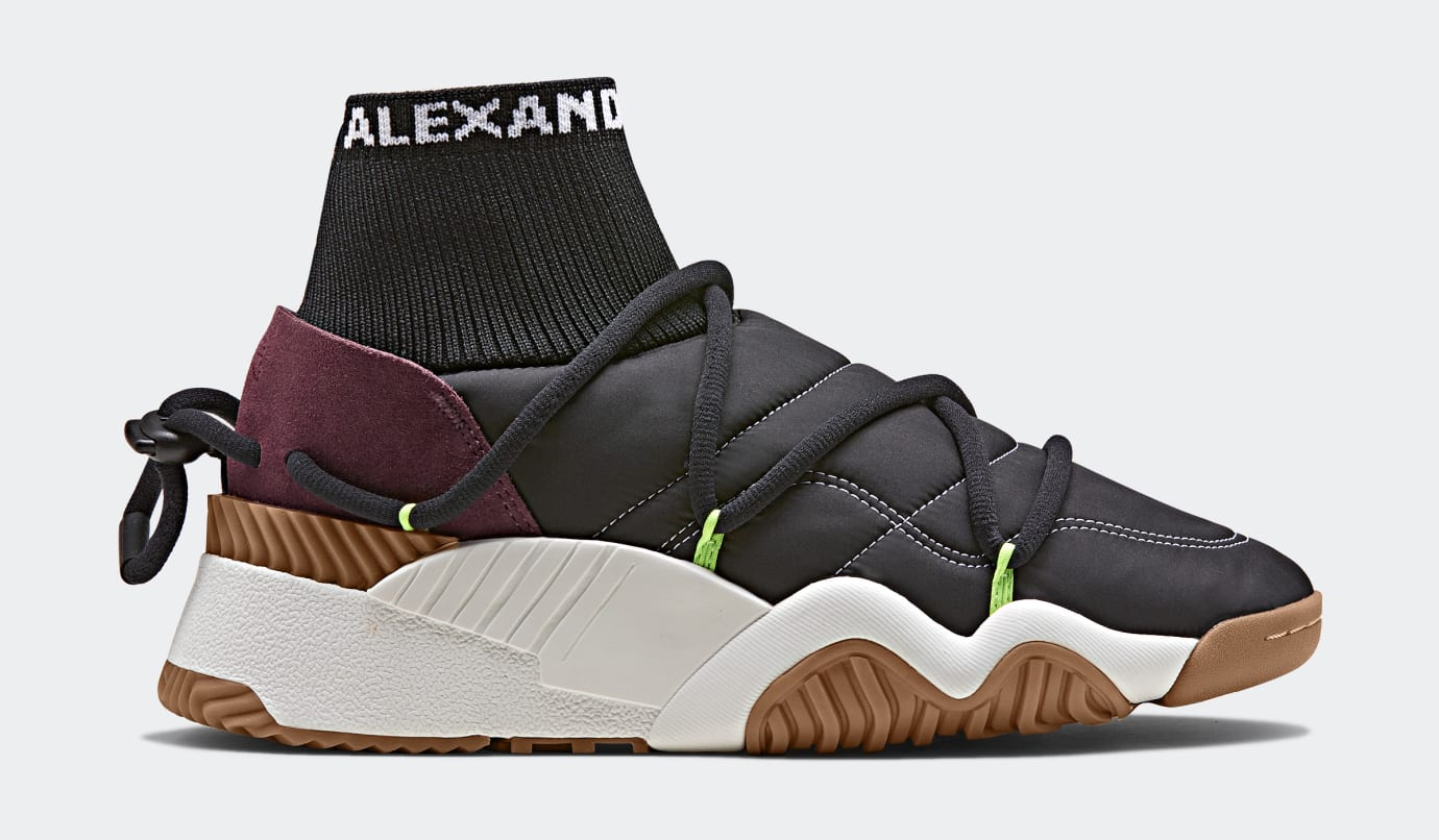 Alexander Wang x Adidas AW Puff Trainer (Lateral)