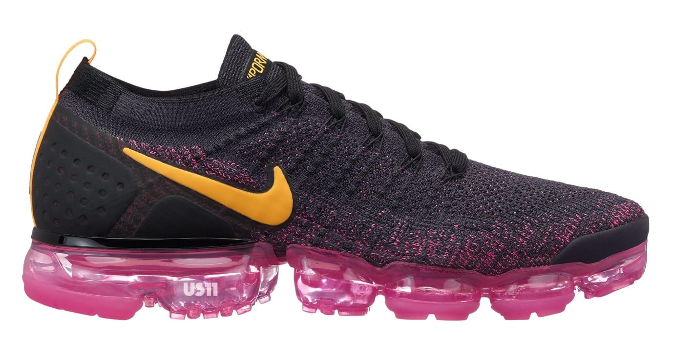 dfa9eadecda73 Image via US11 · Nike Air VaporMax 2.0 Purple Pink Yellow