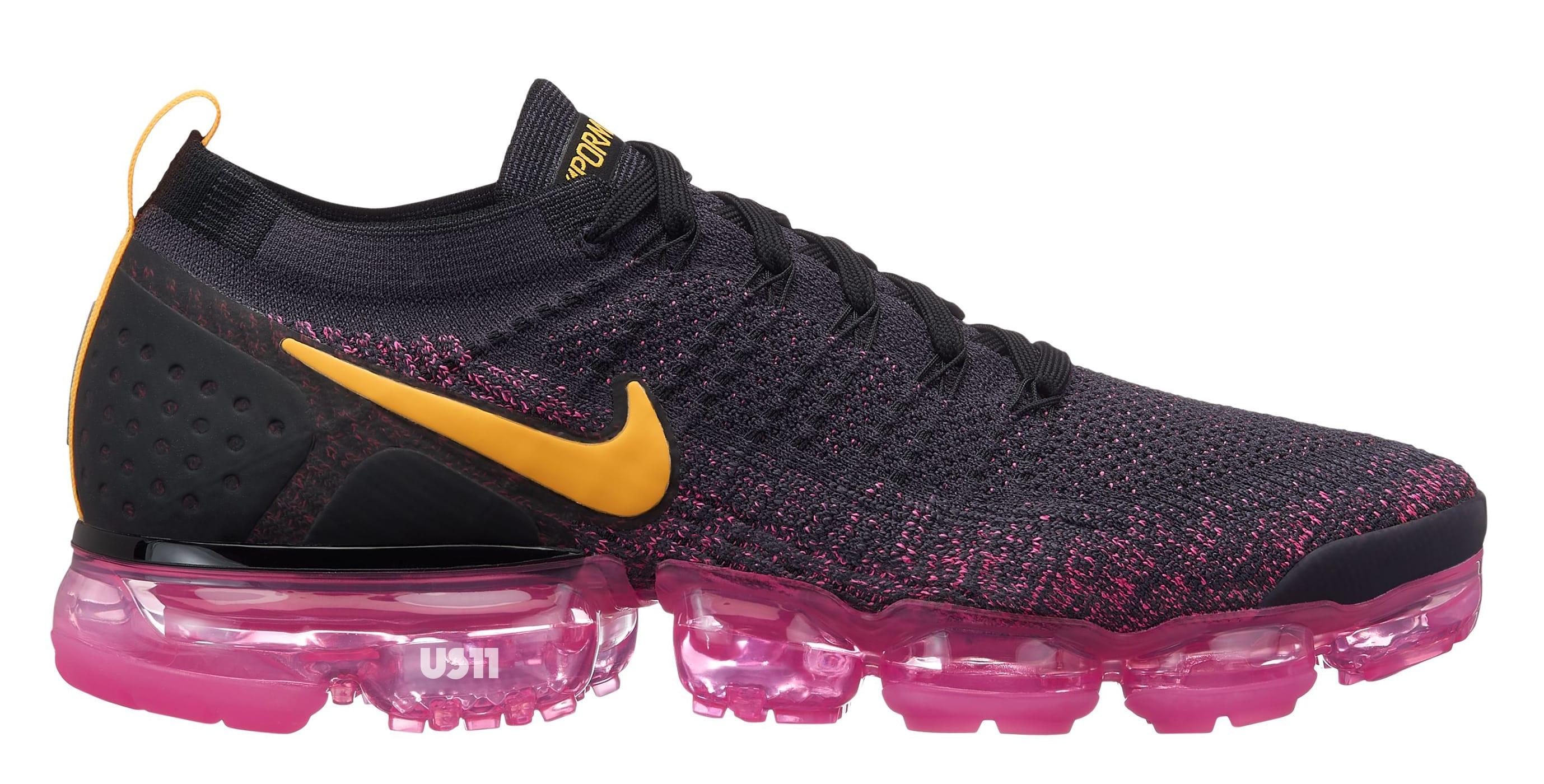 Nike Air VaporMax 2.0 Purple/Pink/Yellow